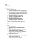 ES295 Lecture Notes - Ralph Ellison, Bildungsroman