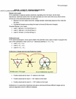 BIOC33H3 Lecture Notes - Qrs Complex, Atrioventricular Node, Equilateral Triangle