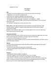 BIOL 1500 Study Guide - Circadian Clock, Accessory Pigment, Electromagnetic Spectrum