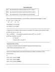 CHEM 1114 Lecture Notes - Sodium Hydroxide, Acid Strength, Decimal Mark