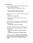 PSYCH291 Lecture Notes - Operationalization, Experiment, Fluoxetine