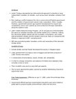 ADMS 1010 Lecture Notes - Brian Mulroney, National Energy Program, Canadian Wine