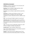 MUSI 1530 Lecture Notes - Heterophony, Pentatonic Scale, Glissando