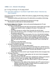 CMNS 110 Chapter Notes -Neil Postman, Mark Kingwell, Connotation