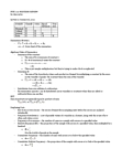 PSYC 210 Study Guide - Midterm Guide: Squared Deviations From The Mean