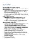 PSYC 268 Lecture Notes - Lecture 2: Miranda Warning, General Jurisdiction, Precedent