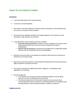 BIOC33H3 Lecture Notes - Median Sternotomy, Ciclosporin, Comorbidity