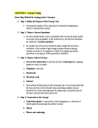 ADMS 4245 Lecture Notes - Storyboard, Mail
