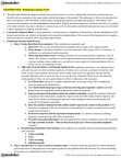 ADMS 4245 Lecture Notes - Voice Of The Customer, Exact Sciences