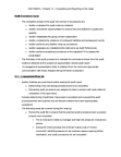 MGAD10H3 Chapter Notes - Chapter 12: Bilocation, Financial Statement, Going Concern