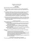 WS102 Lecture Notes - Bind, Radical Feminism, Marxist Feminism