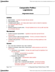 Political Science 1020E Lecture Notes - Lecture 12: Liberal Democracy, Political Class, University Of Western Ontario