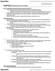 MKT 500 Study Guide - Leading Question, Precoding, Institute For Operations Research And The Management Sciences