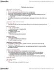 BIOB32H3 Lecture Notes - Thymus, Adrenal Medulla, Pars Tuberalis
