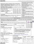 ADMS 2320 Study Guide - Midterm Guide: Statistical Parameter, Statistic, Null Hypothesis
