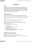 ADMS 2200 Study Guide - Quality Management, Military Intelligence, Marketing Mix