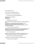 Microbiology and Immunology 3300B Study Guide - Final Guide: Central Tolerance, Peripheral Tolerance, Afferent Arterioles