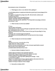 Microbiology and Immunology 3300B Study Guide - Final Guide: Reactive Oxygen Species, Mycobacterium Leprae, Chemokine