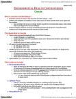 SOSC 1801 Lecture Notes - Asthma, Deskilling, Class Conflict