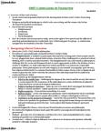 SOSC 3375 Lecture Notes - Tabula Rasa, Omnipotence, Toleration