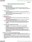 SOSC 3375 Lecture Notes - Distributive Justice, Meritocracy, Neoliberalism