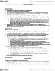 PSL201Y1 Lecture Notes - Fatty Acid Metabolism, Zona Glomerulosa, Hypoglycemia