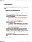 ANT204H1 Lecture Notes - Eurocentrism, Jeffrey Sachs, Vandana Shiva