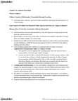 PSY100H1 Lecture Notes - Social Loafing, Social Anxiety Disorder, Physical Attractiveness