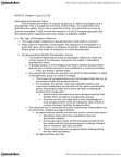 BIO342H5 Chapter Notes - Chapter 4: Nuclear Membrane, Monophyly, Synapomorphy