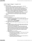 BIO342H5 Chapter Notes - Chapter 2: Intron, Microevolution, Soapberry