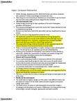 ENV332H5 Chapter Notes - Chapter 1: Anthropocentrism, Risk Perception, Environmental Hazard