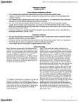 RELIGST 2VV3 Lecture Notes - Book Of Deuteronomy, Deuteronomist, Form Criticism