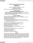 RELIGST 2VV3 Lecture Notes - Spurn, Unclean Animal, Utnapishtim