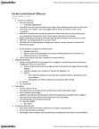 LS202 Study Guide - Due Diligence, Narcotic Control Act, Iceberg