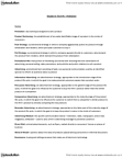 MGTA02H3 Lecture Notes - Sales Promotion, Advertising Mail, Comparative Advertising
