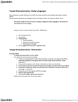 PSYCH 2C03 Lecture Notes - Headphones, Classical Conditioning, Elaboration Likelihood Model