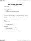 PSYCH 2C03 Lecture Notes - Pluralistic Ignorance, Confirmation Bias, Random Assignment