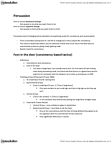 PSYCH 2C03 Lecture Notes - Small Favor, Ikea, South Texas High School For Health Professions