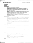 PSYCH 1X03 Lecture Notes - Antisocial Personality Disorder, Dissociative Identity Disorder, Histrionic Personality Disorder