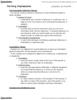 PSYCH 1X03 Lecture Notes - Fundamental Attribution Error, The Intended, Silent Treatment