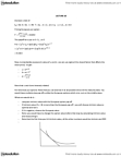 ADMS 4503 Lecture Notes - Lecture 10: Risk-Free Interest Rate, Option Style, Call Option