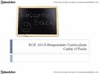 Responsive curriculum Class 1 Winter 2013.pptx