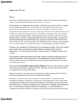 POL327Y5 Lecture Notes - Constitution Of France, Feudalism, Unthinkable