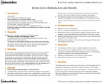 RLG100Y1 Study Guide - Midterm Guide: Theology Of Relational Care, Zakat, Bantu Languages
