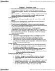SOC 2700 Chapter Summaries.docx