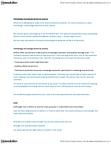 ECON 3R03 Lecture Notes - Monocalcium Phosphate, Steam Engine, Bakelite