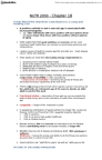 NUTR 2050 Chapter Notes - Chapter 18: Garlic, Lactobacillus Acidophilus, Multivitamin