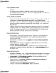 SOCA02H3 Lecture Notes - Lecture 11: Reflexive Modernization, Risk Society, Sociological Theory