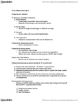 GRA 324 Lecture Notes - Coated Paper, Subsequence