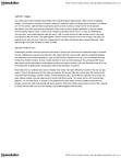ENGL100A Lecture Notes - Mercutio